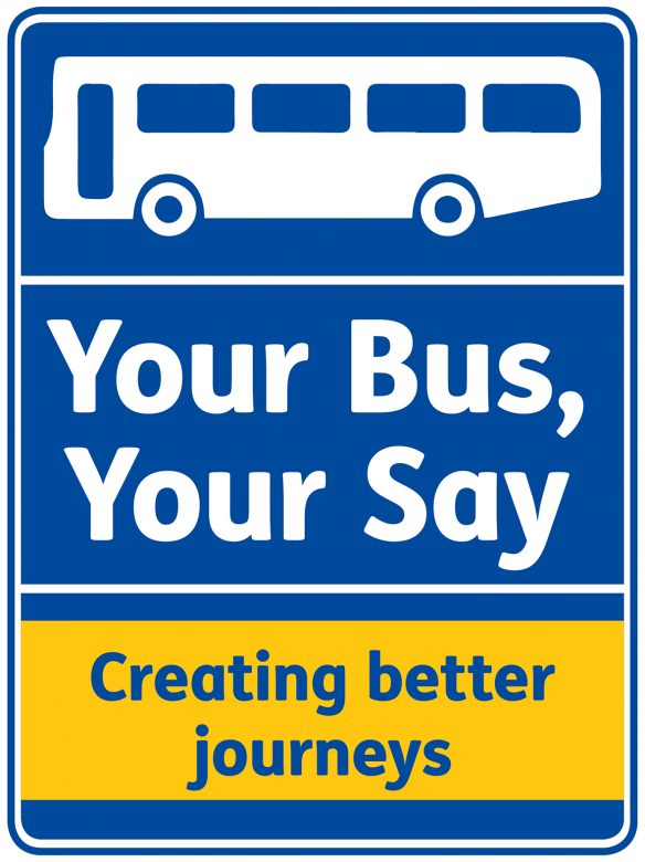 Your Bus, Your Say - Creating Better Journeys - October 2017